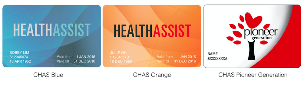 CHAS Cards